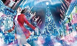 ユニバーサル・クリスタル・クリスマス 2019