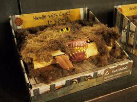【USJ】ダービシュアンドバングスの怪物的な怪物の本が唸りをあげて襲ってくる!
