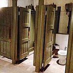 USJハリーポッターのトイレにいる幽霊の女の子!