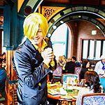 USJワンピース2015サンジのレストラン