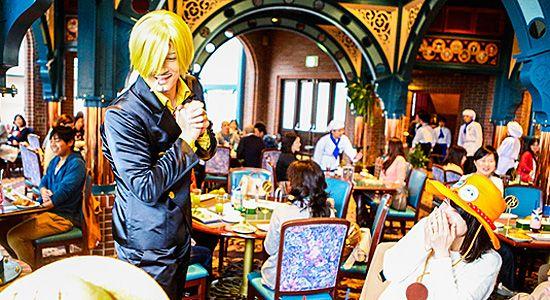 サンジの海賊レストラン