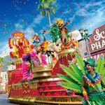 USJパレード・デ・カーニバル2015【昼のハロウィーン】