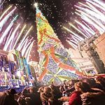 USJ クリスマスツリー 2015 点灯時間・期間・場所!
