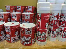 マグカップと水筒