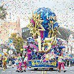 USJリ・ボーン・パレードの時間・場所・曲や歌詞