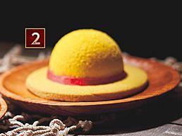 ルフィの麦わら帽子