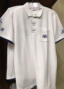 海軍ポロシャツ