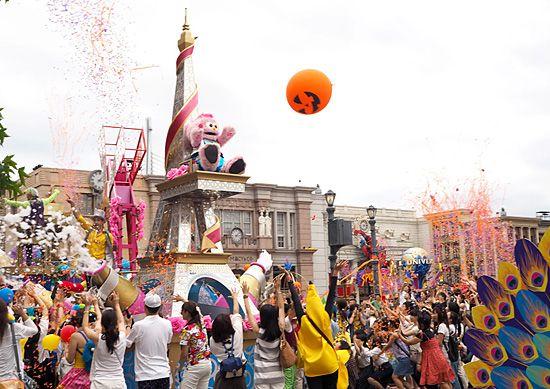 ハロウィーン・パレード
