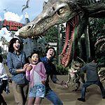 USJダイナソーパニックの期間・時間・場所と恐竜の種類