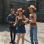 【動画】タビフク 元AKB48大島優子と秋元才加のUSJ旅 2016年9月21日