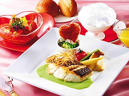 情熱フレンチ(魚料理)