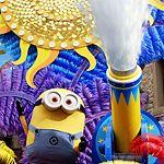 USJミニオン・ハチャメチャ・スノー・パーティ2017で暑い夏にミニオンと雪にまみれる!