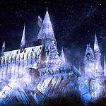 【USJクリスマス】ハリーポッター2017 ホグワーツマジカルナイト ウインターマジック魔法ショー