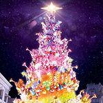 USJクリスマスツリー 2017の期間はいつまで?点灯時間や場所
