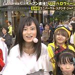 【動画】小島瑠璃子(こじるり)がサタデープラスでUSJ生中継!