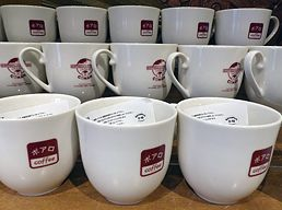 ポアロのマグカップ
