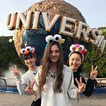 【動画】スターズオンアイス2018でメドベージェワ・坂本・樋口がUSJを楽しむ!