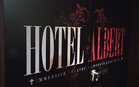 ホテル・アルバート