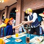 USJサンジの海賊レストラン2019 チケット予約と当日券 ユニバ サンレスメニュー・写真・時間・値段