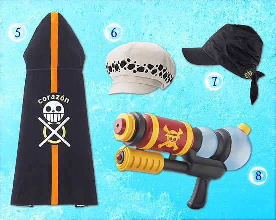 海賊なりきりグッズ