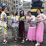 【動画】USJ王様のブランチで藤森慎吾、阿佐ヶ谷姉妹らが夏のユニバを紹介