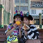 【動画】Kawaii JAPAN-da!!のUSJ特集で舟山久美子と柴田紗希がユニバハロウィーン2019で大興奮
