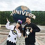 【動画】ZIP!USJ特集でユニバのダンサーだった三代目山下健二郎がハロウィンでゾンビとダンス