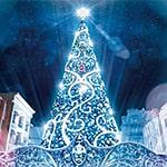 USJクリスマスツリー 2019の期間はいつからいつまで?点灯時間や場所 ユニバで高さ36mのクリスタルツリー大きさギネス認定