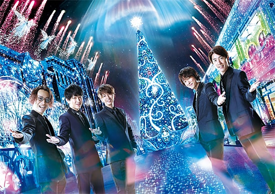 USJ関ジャニ∞クリスマス2019