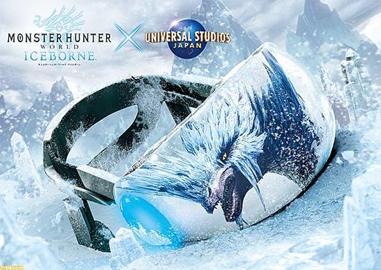 USJ モンスターハンターワールド:アイスボーン XR WALK