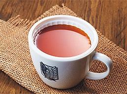 兵長の休息 ~紅茶のデザート~