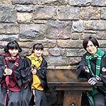 【動画】USJ火曜サプライズでDAIGOが本田望結・紗来姉妹とユニバ散策