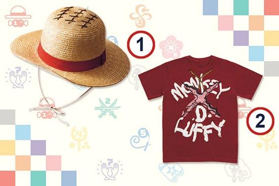 麦わら帽子 Tシャツ